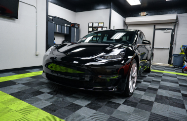 ceramic coating - auto paint protection film | clear bra